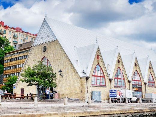 Feskekörka (Fischkirche) in Göteborg