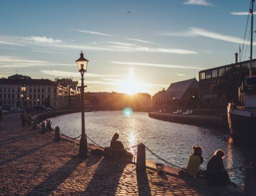 Göteborg im Sommer