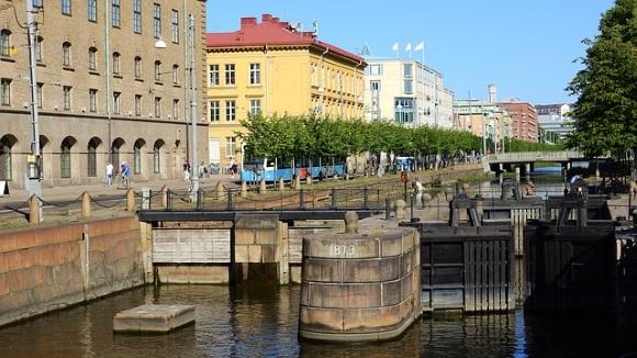 Göteborg Kanal und Stadtmuseum