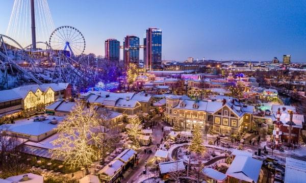 Göteborg zu Weihnachten